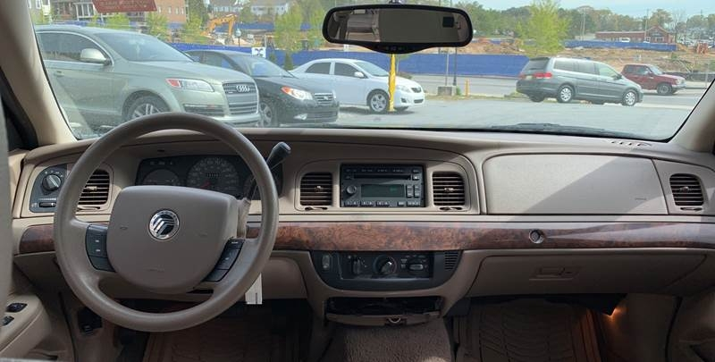 Mercury Grand Marquis 2005 price Call for Pricing.
