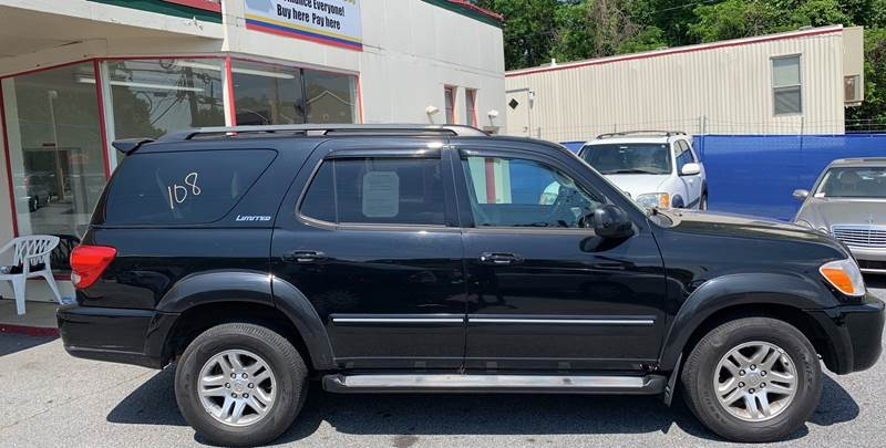 Toyota Sequoia 2005 price Call for Pricing.