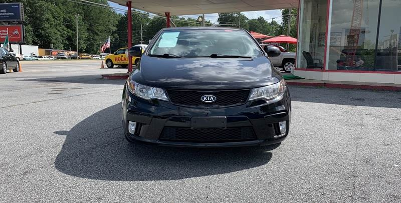 Kia Forte Koup 2011 price $1,200 Down