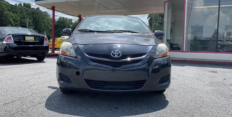 Toyota Yaris 2008 price $800 Down