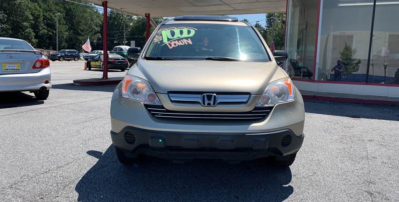 Honda CR-V 2007 price Call for Pricing.