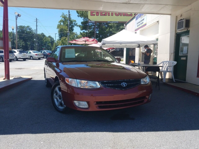 Toyota Camry Solara 2000 price Call for Pricing.