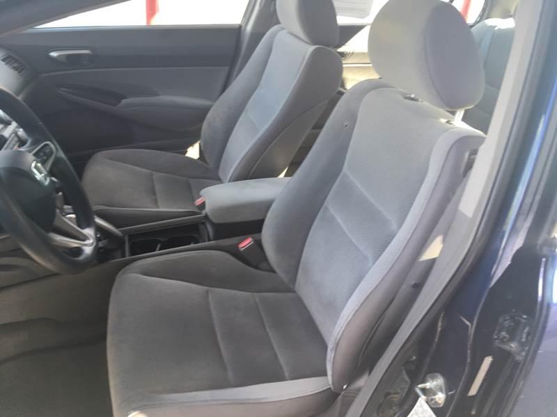 Honda Civic 2009 price $1,200 Down