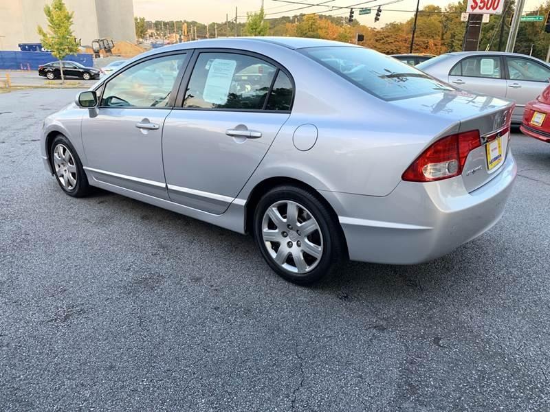 Honda Civic 2010 price $1,200 Down