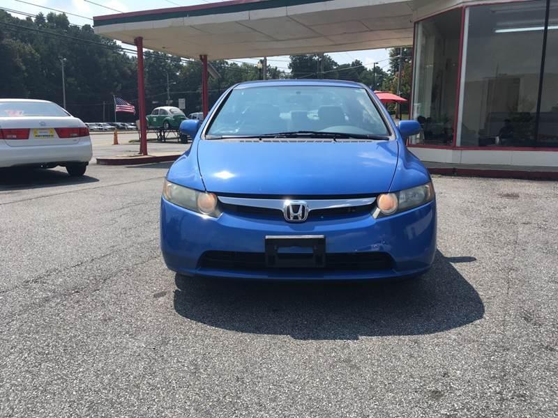 Honda Civic 2008 price Call for Pricing.