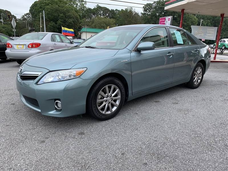 Toyota Camry Hybrid 2011 price Call for Pricing.