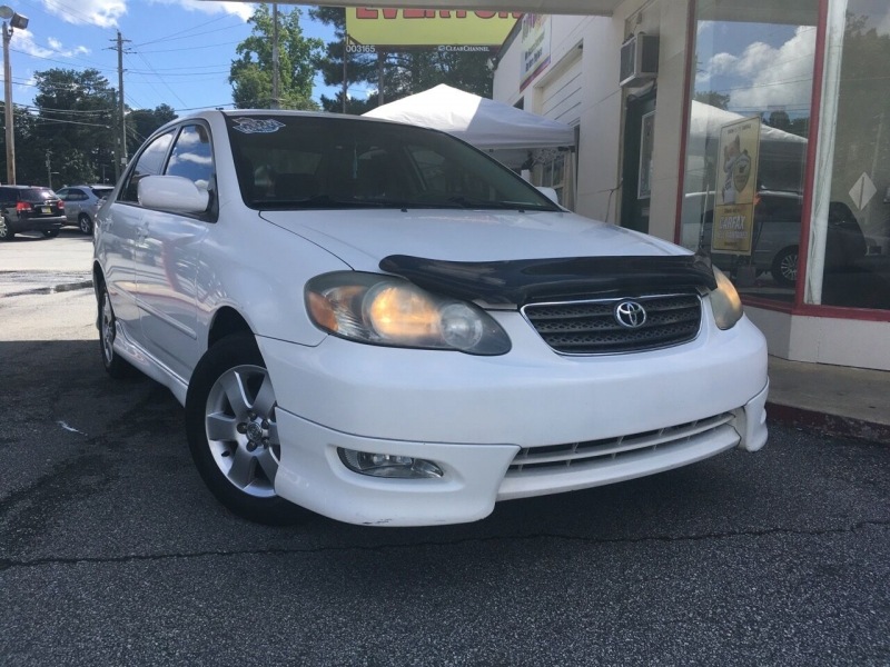 Toyota Corolla 2006 price Call for Pricing.