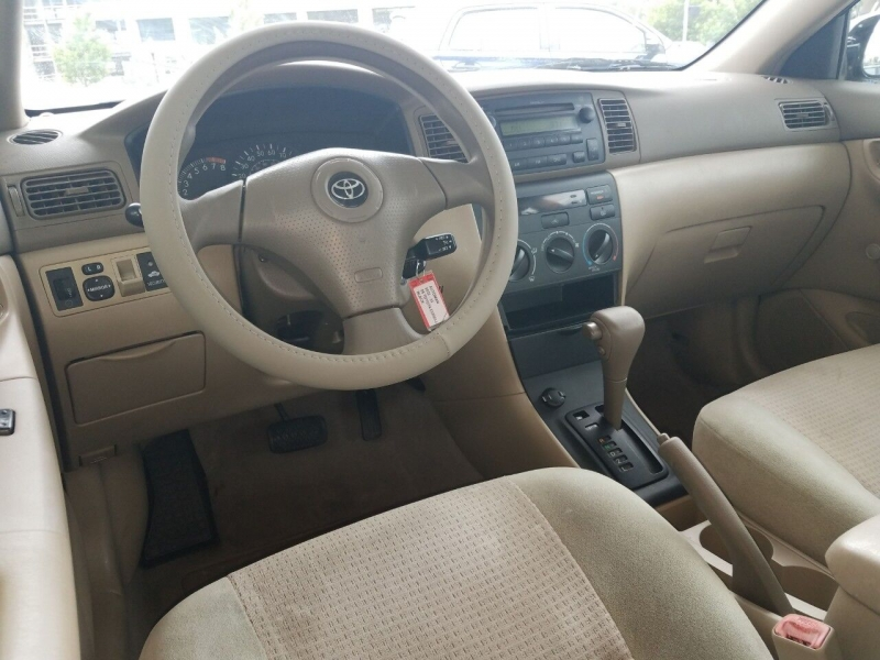 Toyota Corolla 2005 price Call for Pricing.