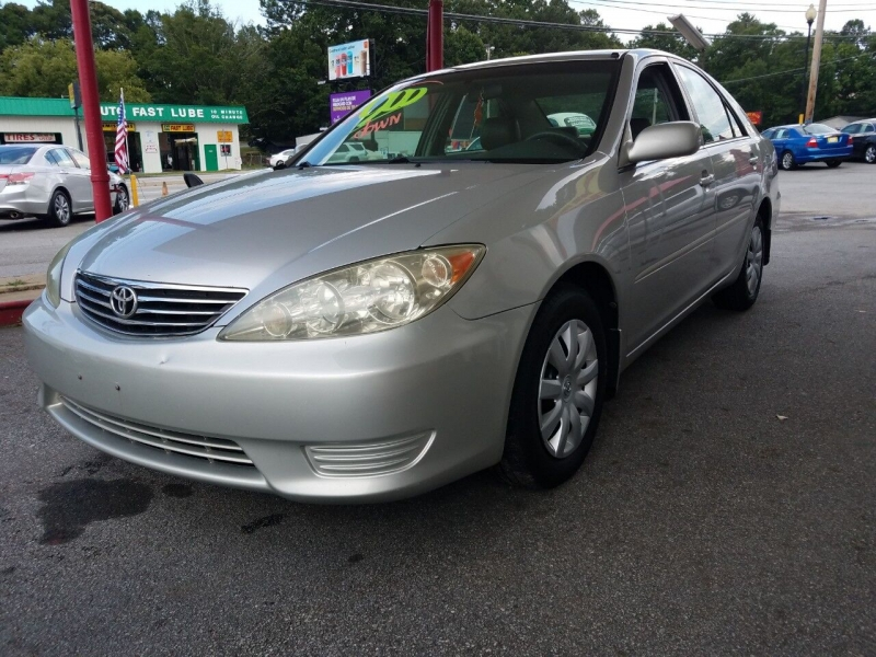 Toyota Camry 2005 price Call for Pricing.