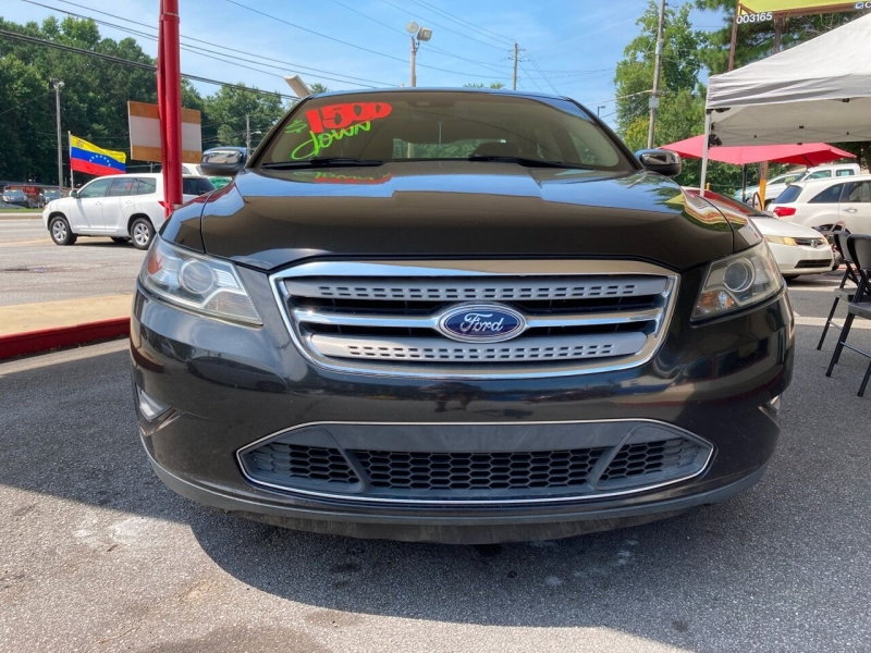 Ford Taurus 2010 price Call for Pricing.