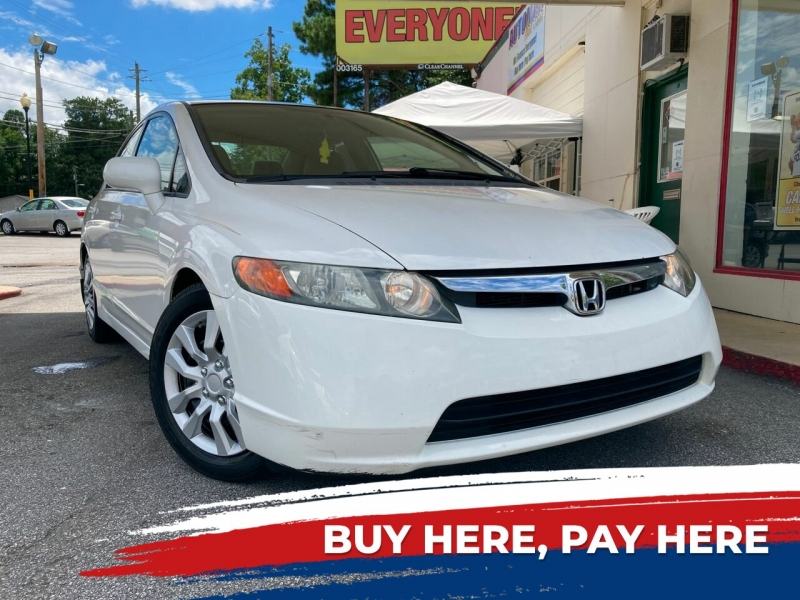 Honda Civic 2008 price Call for Pricing.