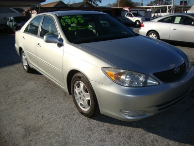 2002 Toyota Camry 4dr Sdn XLE V6 Auto