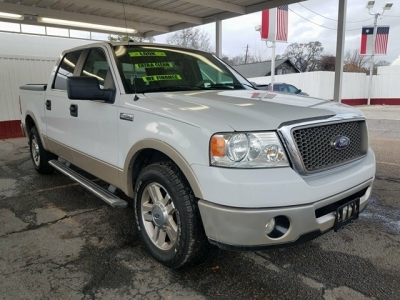 2007 Ford F-150 2WD SuperCrew 139 XLT