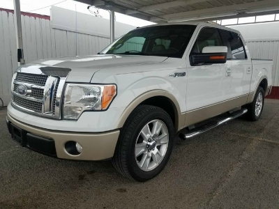2010 Ford F-150 2WD SuperCrew Lariat