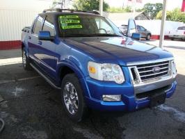 Ford SPORT TRAC 2010