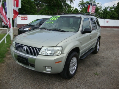 "2005 Mercury Mariner 4dr 103"" WB Luxury"
