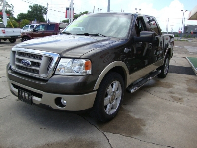 2008 Ford F-150 SUPER CREW KING RANCH