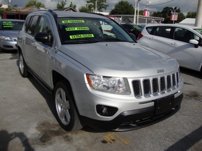 2013 Jeep Compass FWD 4dr Limited
