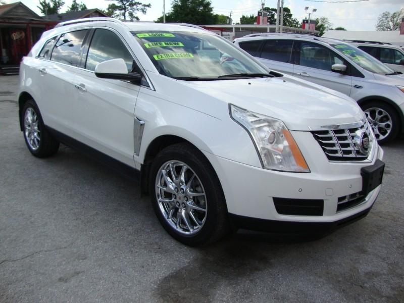 Cadillac SRX 2013 price
