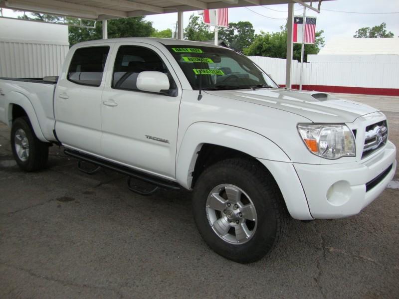 Toyota Tacoma 2008 price