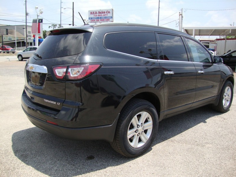 Chevrolet Traverse 2014 price Call for price