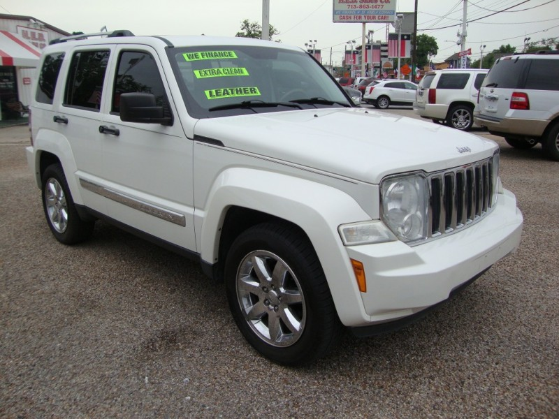 Jeep Liberty 2009 price Click for e-price