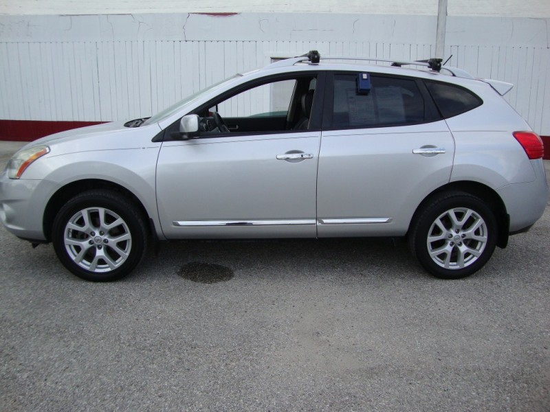 Nissan Rogue 2013 price Click for e-price