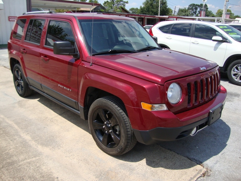 Jeep Patriot 2012 price Click for e-price