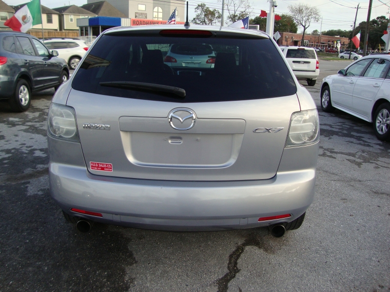 Mazda CX-7 2007 price 1000 down payment
