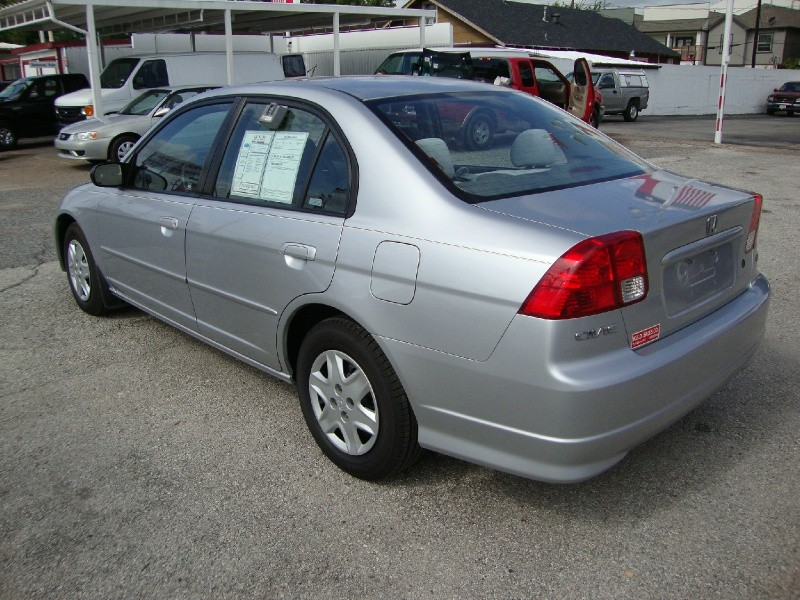 Honda Civic 2003 price Click for e-price
