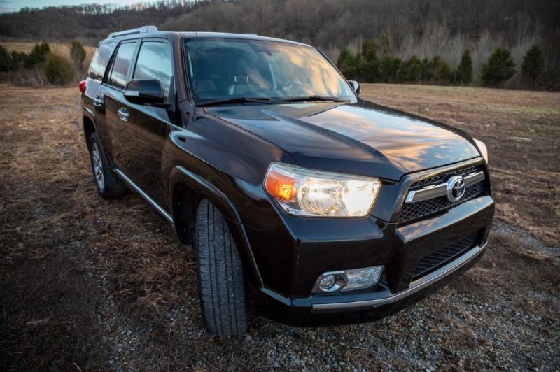 Toyota 4Runner 2012 price $22,500