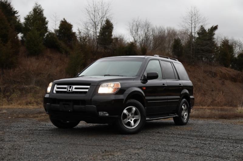 Honda Pilot 2007 price $6,995