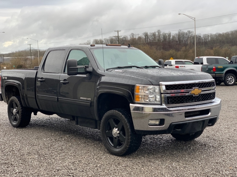 Chevrolet Silverado 2500HD 2012 price $24,500