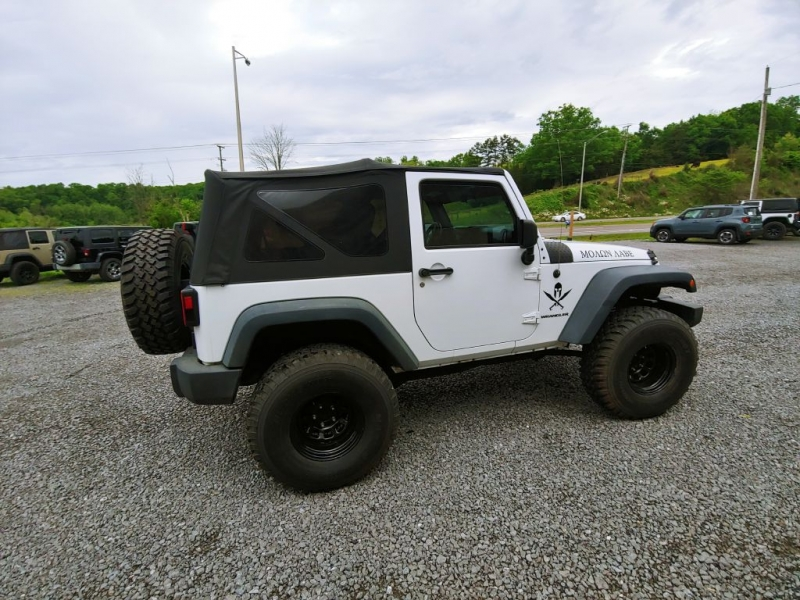 Jeep Wrangler 2013 price $16,900