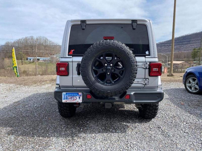 Jeep Wrangler 2018 price $42,000