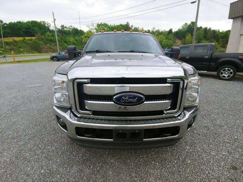 Ford Super Duty F-250 SRW 2012 price $12,500
