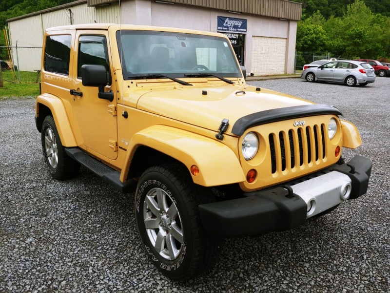 Jeep Wrangler 2013 price $22,900