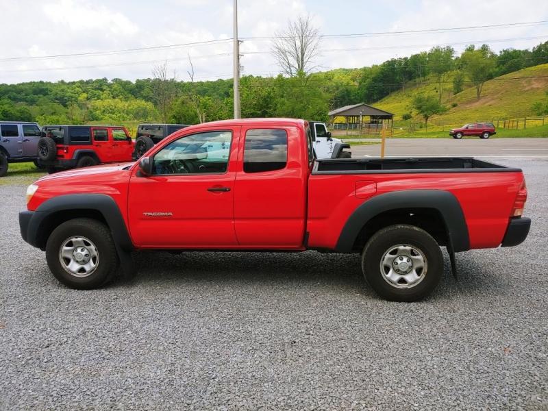 Toyota Tacoma 2008 price $9,900