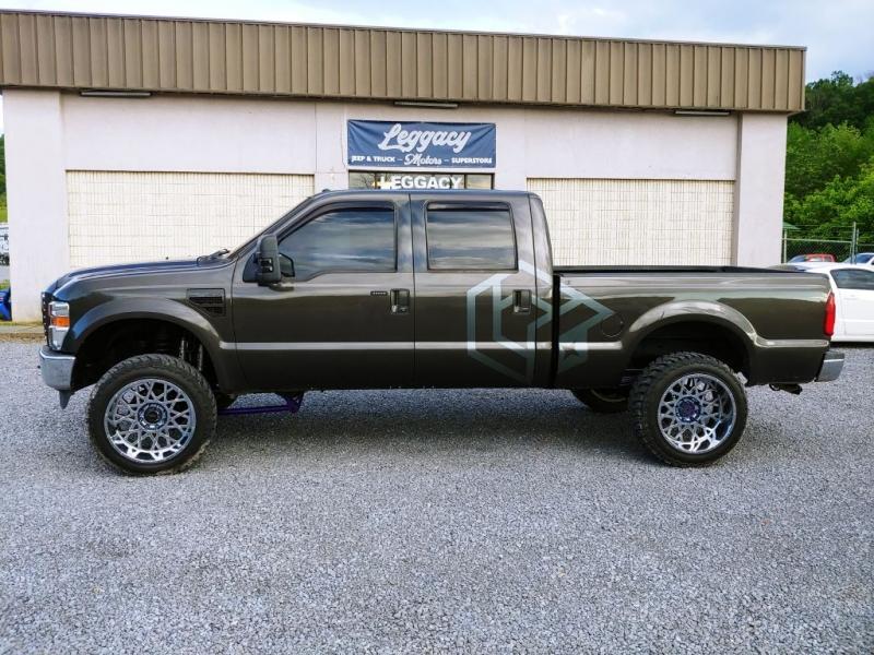 Ford Super Duty F-350 SRW 2008 price $17,000
