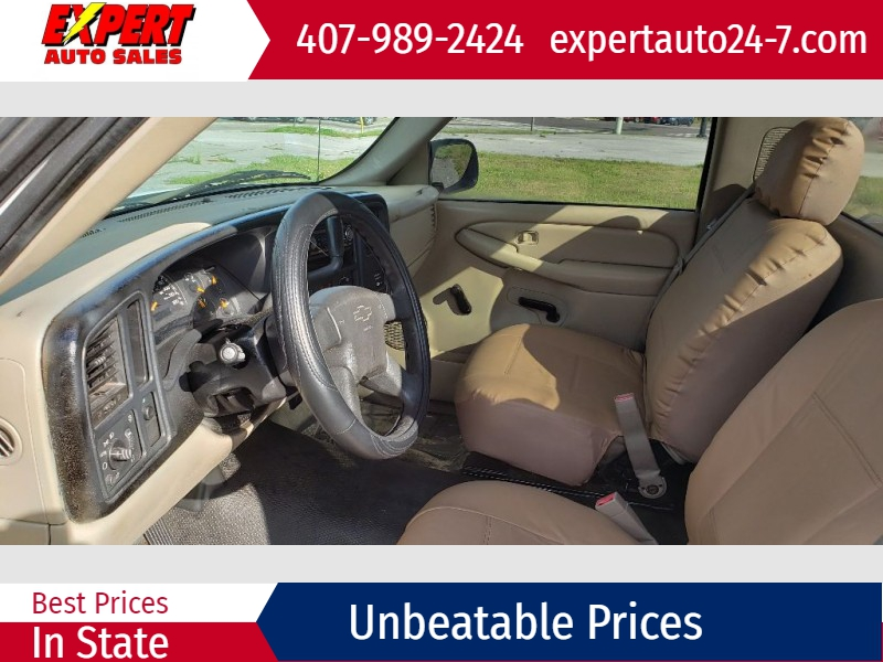 Chevrolet SILVERADO 1500 2003 price $3,499