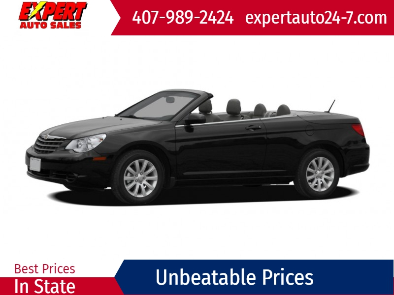 Chrysler SEBRING 2008 price $2,599