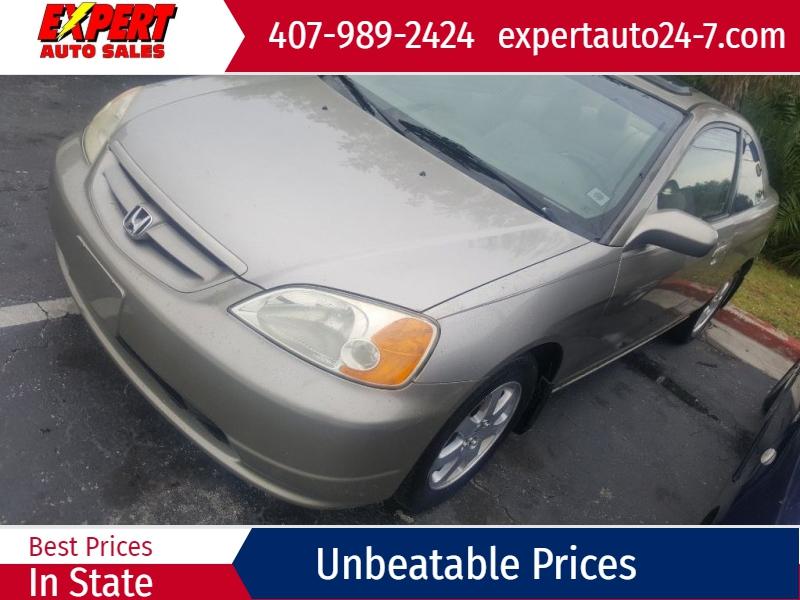 Honda CIVIC 2003 price $2,199