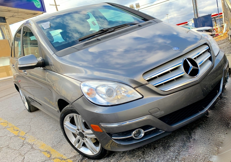 Mercedes-Benz B-Class 2009 price $5,500