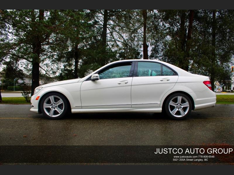 Mercedes-Benz C-Class 2011 price $12,888