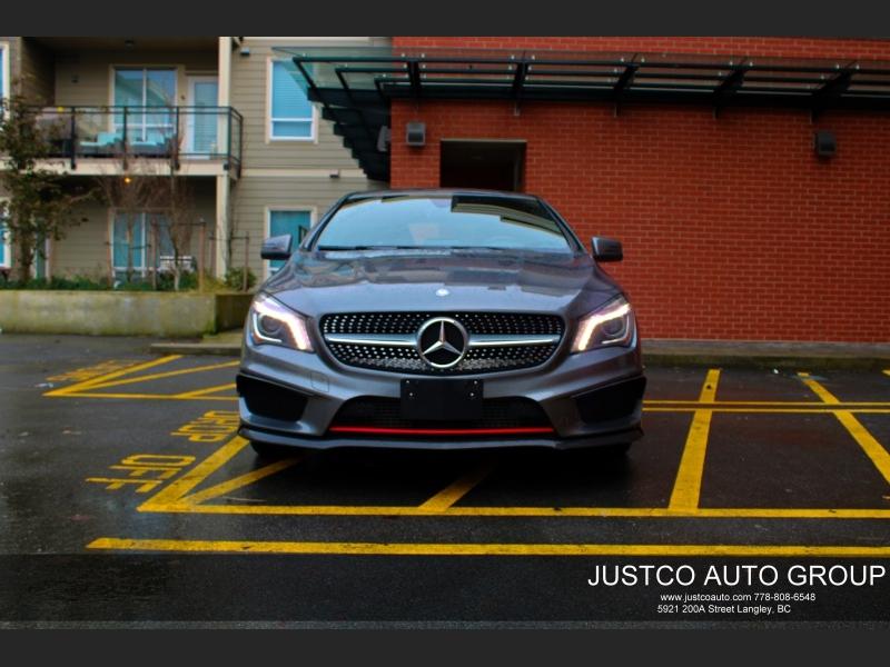 Mercedes-Benz CLA 2016 price $18,995