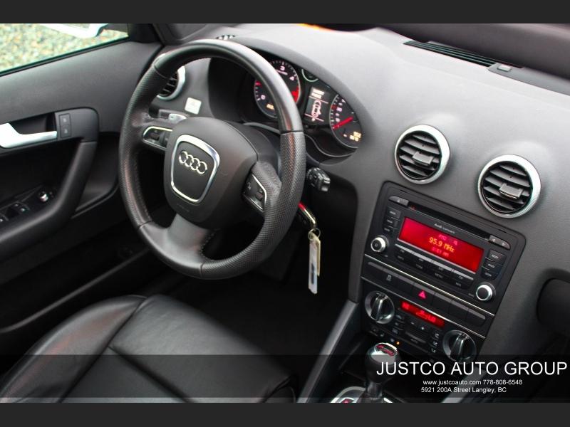 Audi A3 2013 price $16,995
