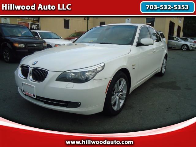 BMW 5-Series 2010 price $8,995