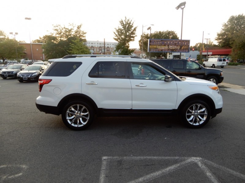 Ford Explorer 2015 price $18,995