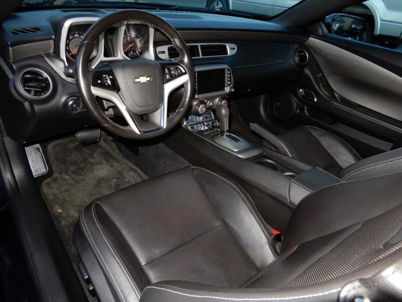 2015 Chevrolet Camaro 2dr Cpe LT w/2LT RS