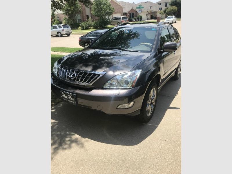 Lexus RX 2009 price $9,999